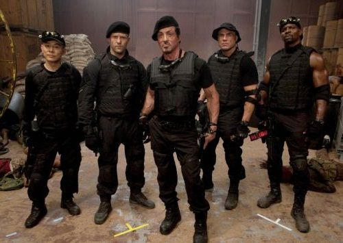 Foto The Expendables