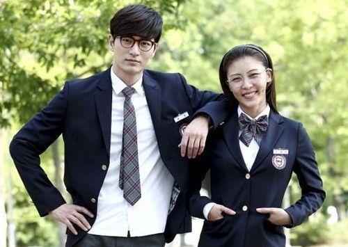 Ha Ji-won dan Lee Jin-wook SMA