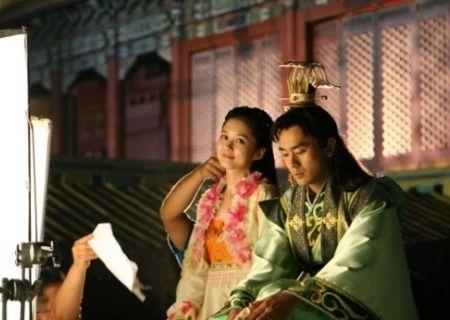 Jang Nara dalam Drama China