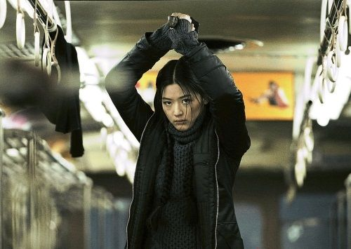 Jun Ji-hyun dalam Blood The Last Vampire