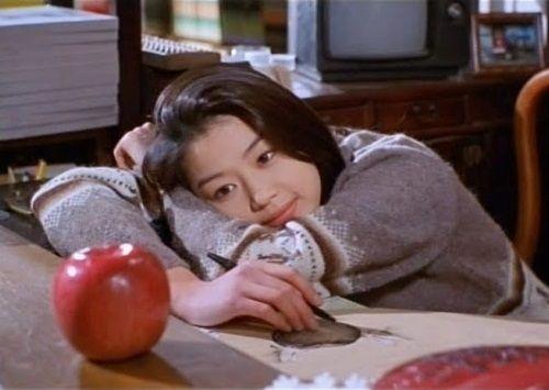 Jun Ji-hyun dalam White Valentine