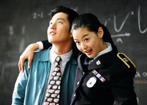 Jun Ji-hyun dalam Windstruck