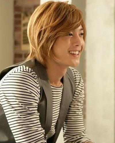 Kim Hyun-joong Gondrong