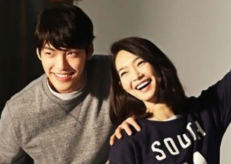 Kim Woo-bin Shin Min-ah