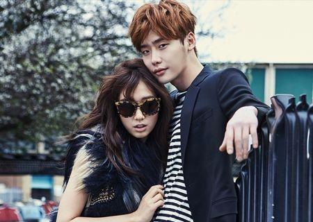 Lee Jong-suk Park Shin-hye