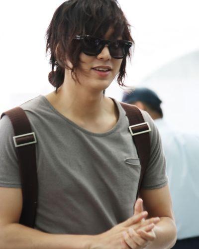 Lee Min-ho Gondrong