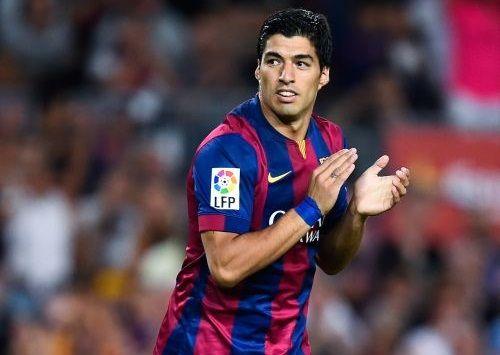 Luis Suarez (Barcelona)