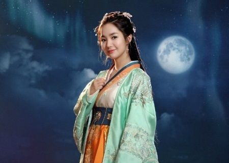 Park Min-young dalam Braveness of the Ming