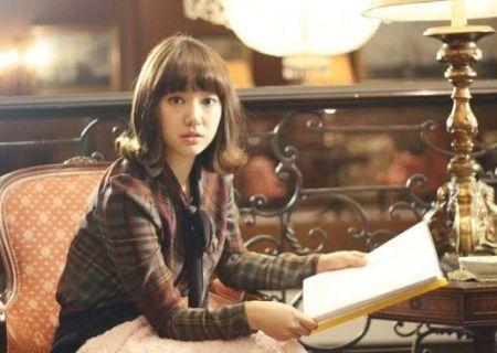 Park Shin-hye dalam Hayate the Combat Butler