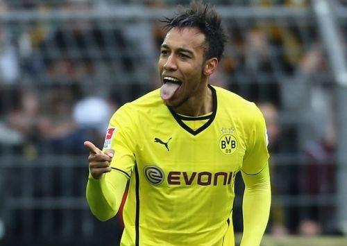 Pierre-Emerick Aubameyang (Borussia Dortmund)