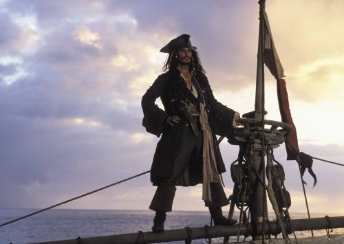 Pirates of the Caribbean The Curse of the Black Pearl 4