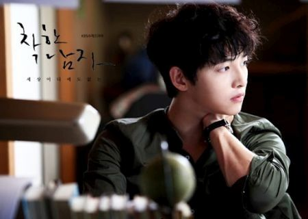 Song Joong-ki dalam Innocent Man