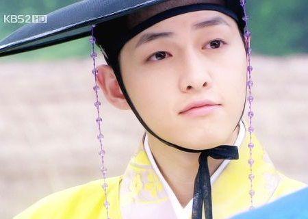 Song Joong-ki dalam Sungkyunkwan Scandal