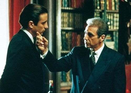 The Godfather Part III Scene