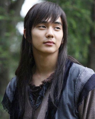 Yoo Seung-ho Gondrong