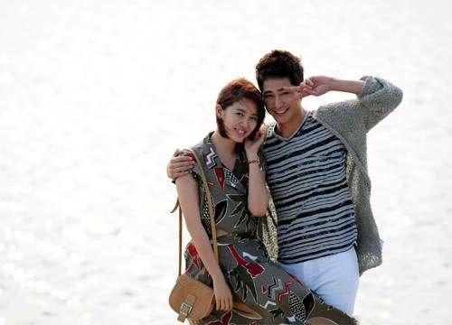 Chemistry antara Kang Ji-hwan dan Yoon Eun-hye