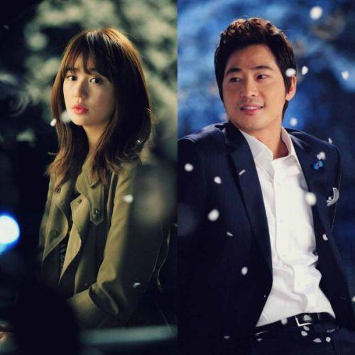 Fanpic Kang Ji-hwan dan Yoon Eun-hye