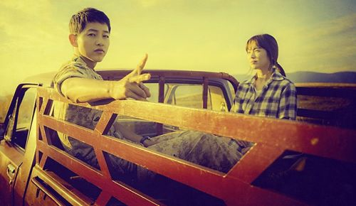 Foto Adegan Drama Descendants of the Sun 3