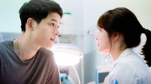 Foto Chemistry Cinta Song Joong-ki dan Song Hye-kyo