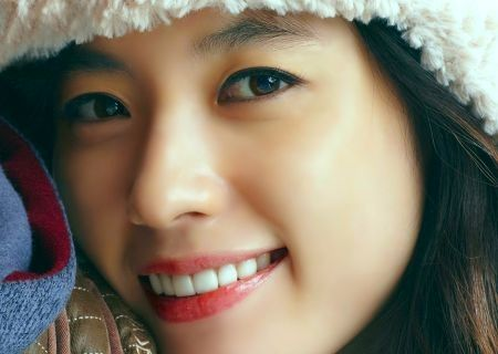 Foto Close up Han Hyo-joo