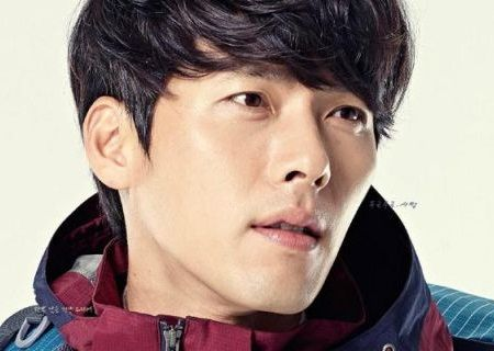 Foto Close up Hyun Bin