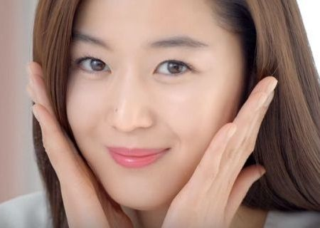 Foto Close up Jun Ji-hyun