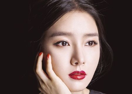 Foto Close up Kim So-eun