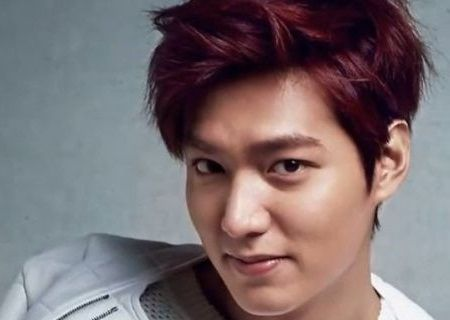 Foto Close up Lee Min-ho