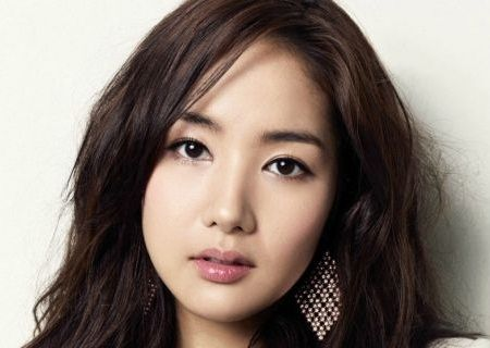 Foto Close up Park Min-young