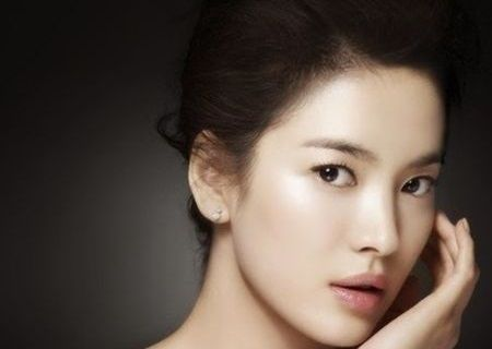 Foto Close up Song Hye-kyo