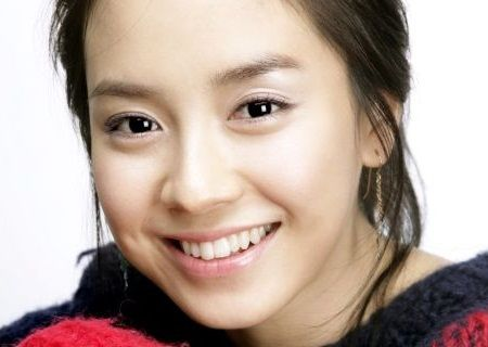 Foto Close up Song Ji-hyo