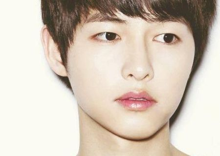 Foto Close up Song Joong-ki