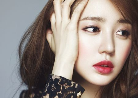 Foto Close up Yoon Eun-hye