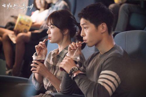 Foto Kencan Song Joong-ki dan Song Hye-kyo