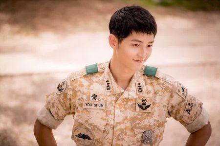 Foto Keren dan Gagah Kapten Yoo Si-jin3
