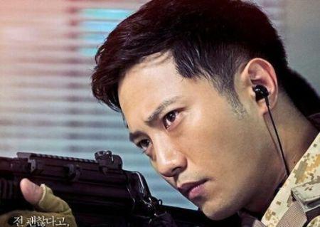 Foto Keren Sersan Mayor Seo Dae-young dalam DotS