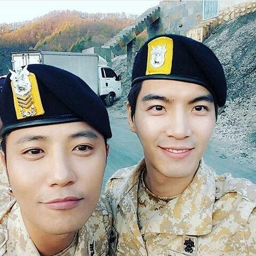 Foto Keren Sersan Mayor Seo Dae-young dalam DotS1