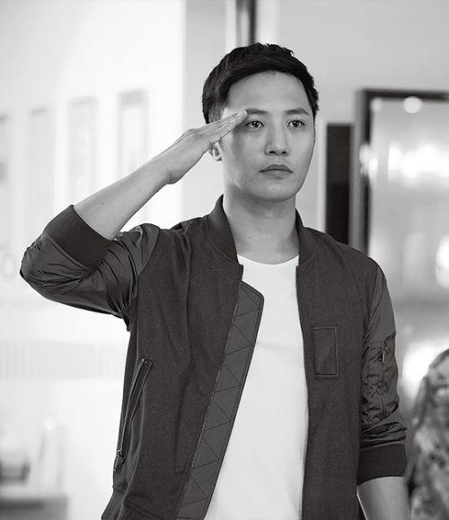 Foto Keren Sersan Mayor Seo Dae-young dalam DotS10