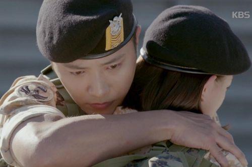 Foto Keren Sersan Mayor Seo Dae-young dalam DotS4