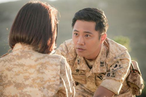 Foto Keren Sersan Mayor Seo Dae-young dalam DotS5