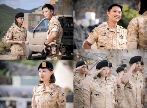 Foto Keren Sersan Mayor Seo Dae-young dalam DotS6
