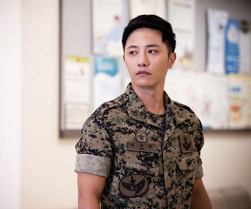 Foto Keren Sersan Mayor Seo Dae-young dalam DotS8