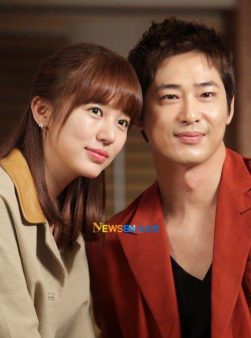 Foto Mesra Kang Ji-hwan dan Yoon Eun-hye 1
