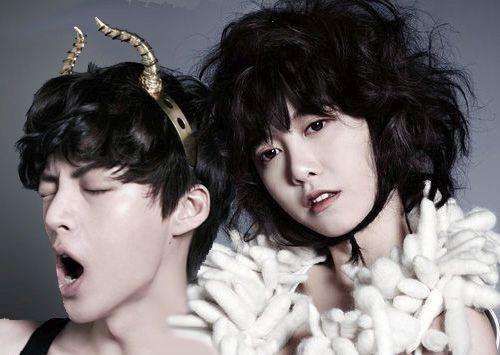 Foto Mesra Ku Hye-sun dan Ahn Jae-hyun