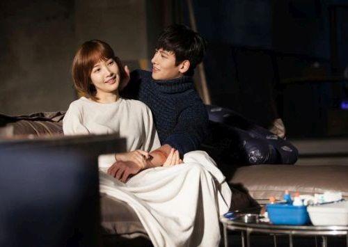 Foto Mesra Park Min-young dan Ji Chang-wook