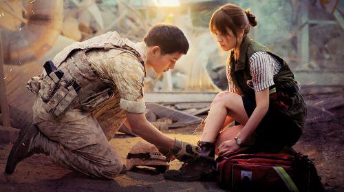 Foto Pasangan Cute Song Joong-ki dan Song Hye-kyo