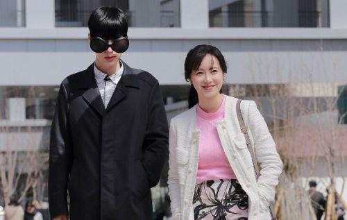 Foto Romantis Ku Hye-sun dan Ahn Jae-hyun2