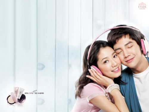 Foto Romantis Park Shin-hye dan Jang Geun-suk3