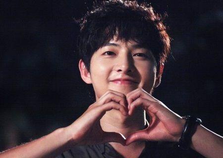 Foto Song Joong-ki Tampan 15