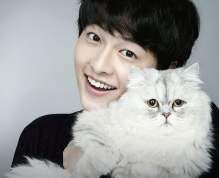 Foto Song Joong-ki Tampan 22